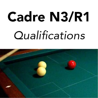 Cadre N3/R1 @ ABSE / COSF / LR42