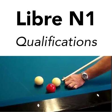Libre N1 - Tour 01 @ CCA