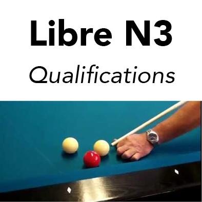 Libre N3 - Tour 01 @ CCA / BCP